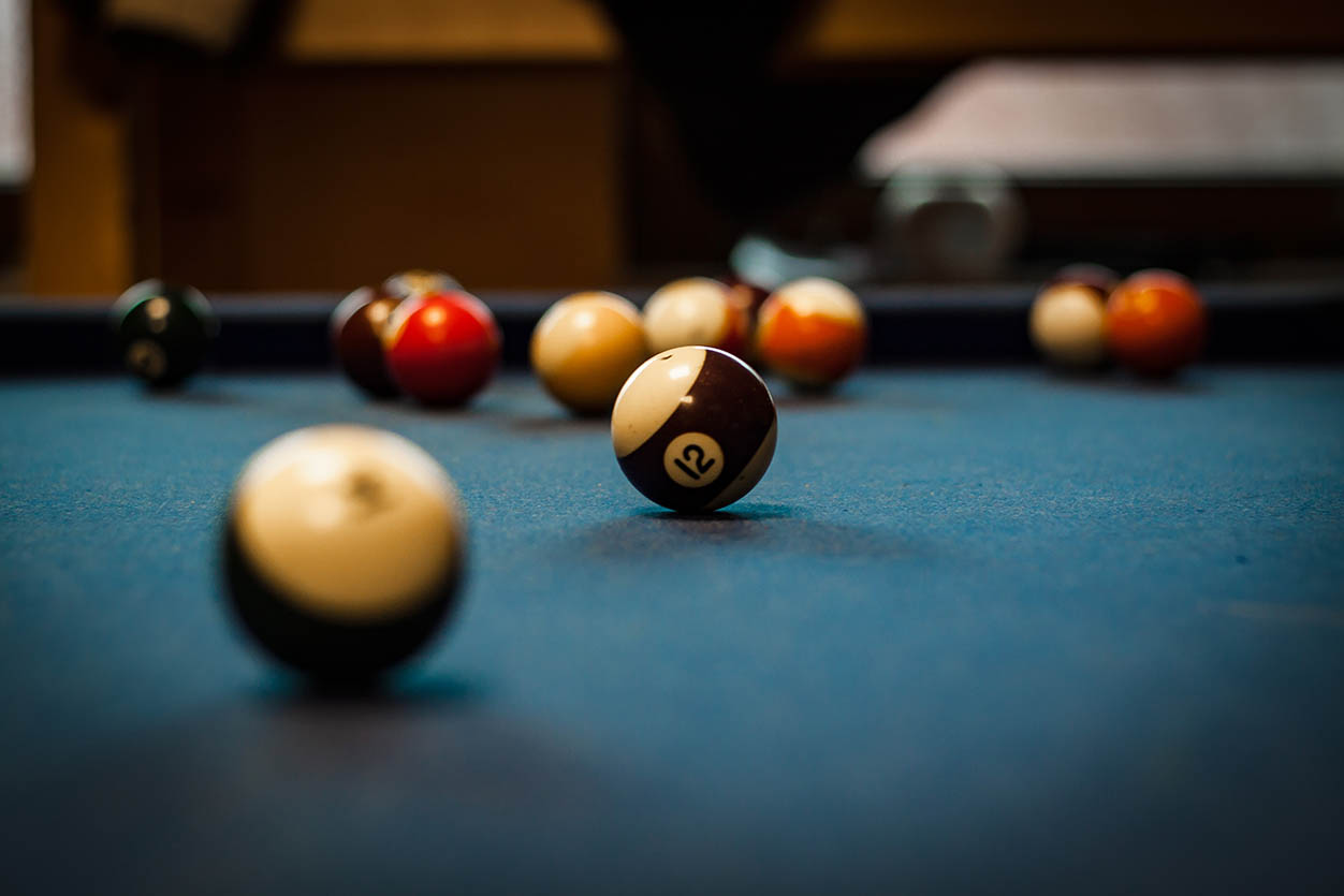 Calgary Pool Table Services
